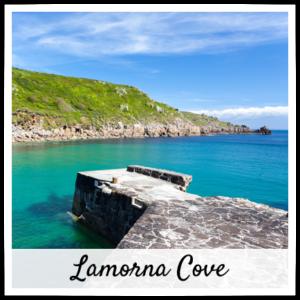 lamorna cove penzance cornwall kayaking